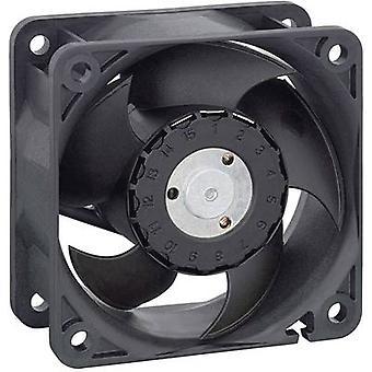 EBM Papst 622 HH Axiale ventilator 12 V DC 56 m³/h (L x W x H) 60 x 60 x 25 mm