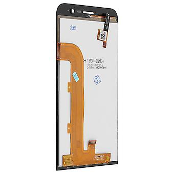Asus Zenfone Go LCD Screen (ZB500KL) Compatible Full Touch Block - Black