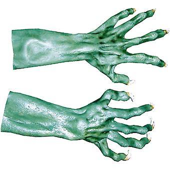 Ultimate hirviö kädet vihreä