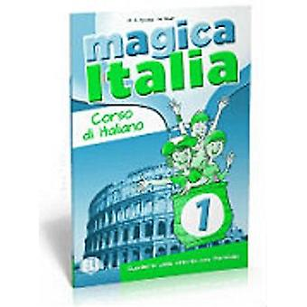 Magica Italia by Other primary creator M A Apicella & Other primary creator M Mad