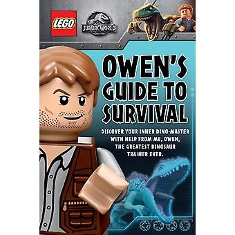 LEGO Jurassic World Owens Guide to Survival by Meredith Rusu