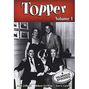 Topper 01 (Nost.Family) [DVD] USA importeren