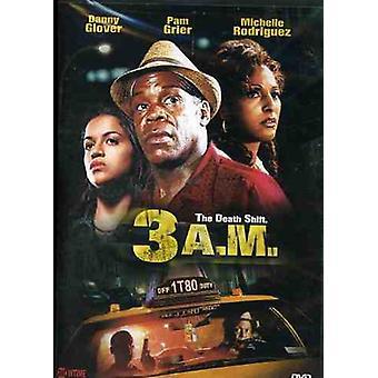 3 a.M. [DVD] USA import