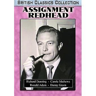 Toewijzing Redhead [DVD] USA import