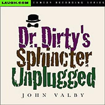 John Valby - Dr. Dirty's Sphincter Unplugge [CD] USA import