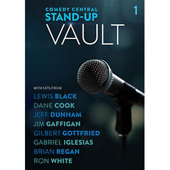Comedy Central Stand-Up Vault # 1 [DVD] USA import