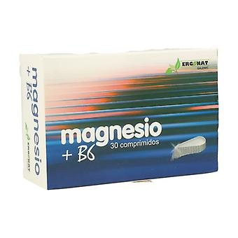 Magnesium with Vitamin B6 30 tablets