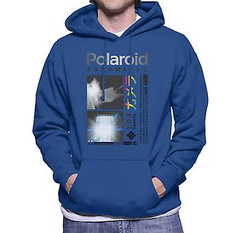 Polaroid Endless Adventures Men's Hooded Sweatshirt