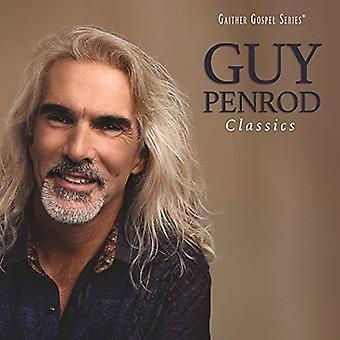 Guy Penrod - Sings His Best-Loved [CD] USA import