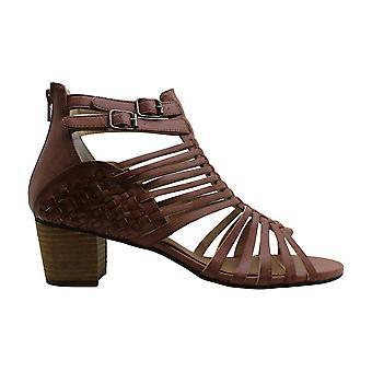 Sandales à bretelles à bretelles décontractées de femmes non notées