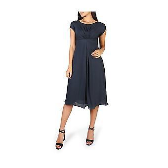 Emporio Armani -BRANDS - clothing - dresses - WNA02TWM307911_628 - ladies - navy - 46
