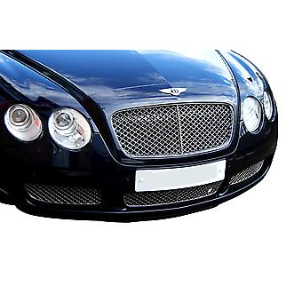 Bentley Continental GT Lower Grille  (Grill) Set (2003 to 2007)