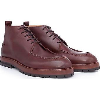 Hudson Brennan Leather Boots
