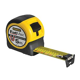Stanley Tools FatMax Magnetic BladeArmor Tape 5m (32mm) (Metric) STA033864