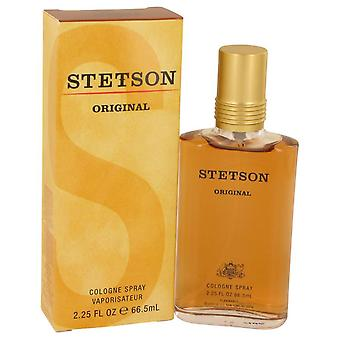 Stetson Cologne Spray By Coty 2.25 oz Cologne Spray