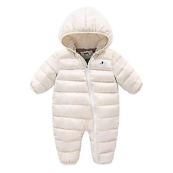 Baby Clothes Newborn Winter Thick Rompers Infant Long Sleeve Costume Coat