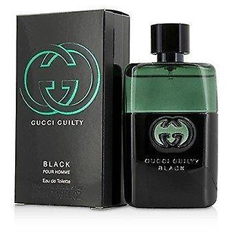 Guilty Black Pour Homme Eau De Toilette Spray 50ml or 1.6oz