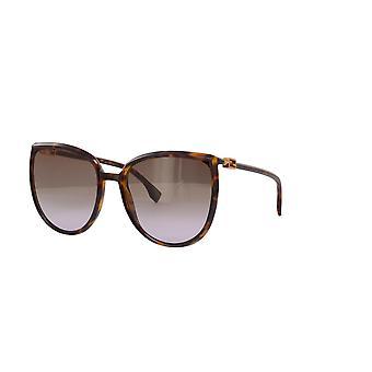 Fendi FF0432/G/S 086/QR Havana/Brownviolet Gradient Gafas de sol