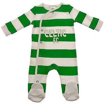 Celtic FC Baby Sleepsuit