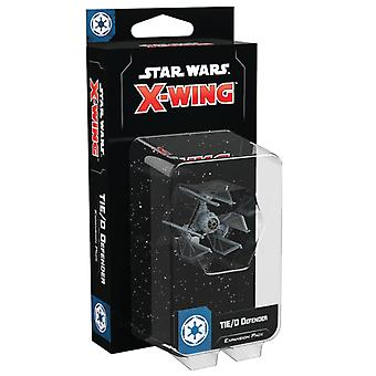 Star Wars X-Wing TIE/D Defender Expansion Game (2nd Edition)