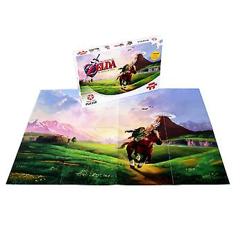 Official The Legend of Zelda Ocarina of Time 1000pc Puzzle
