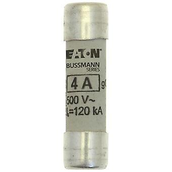 Bussmann C10G4 4A GG 500Vac 10x38mm Cylindrical Fuse