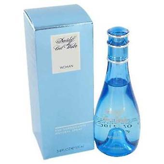 Cool water door Davidoff Deodorant Spray 3,3 oz (vrouwen) V728-402099
