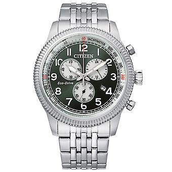 Mens Watch Citizen AT2460-89X, Quartzo, 43mm, 10ATM