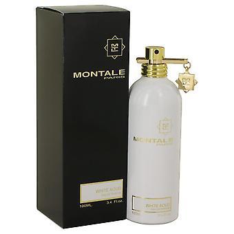 Montale hvit aoud eau de parfum spray (unisex) ved montale 540125 100 ml