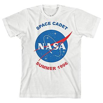 Boys nasa shirt youth space cadet tshirt kids apparel