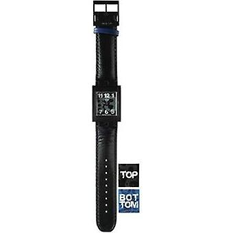 Authentic swatch watch strap for asufb104
