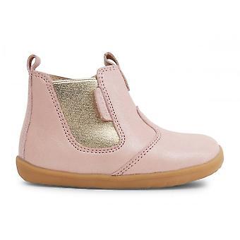 BOBUX Jodhpur Boot Blush Shimmer