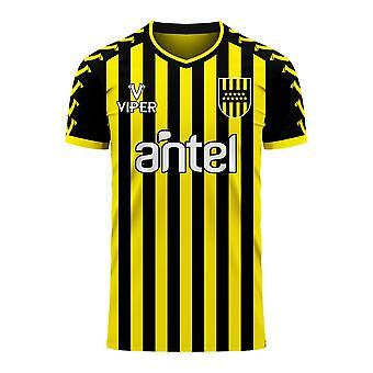 Penarol 2020-2021 Home Concept Football Kit (Viper)