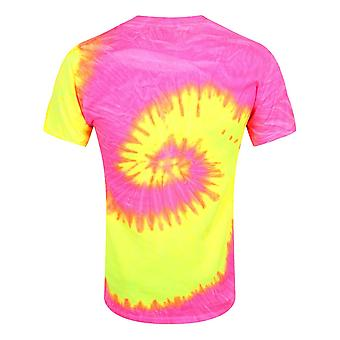 Grindstore Mens Party Modo Tie Dye T-Shirt