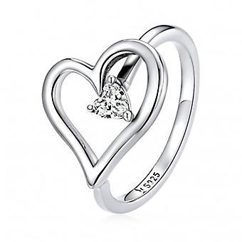 Sterling Silber Ring Wunsch - 6946