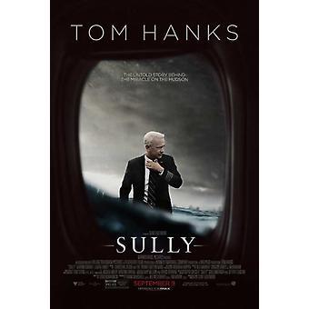 Sully filmaffisch (27 x 40)