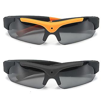 Lunettes de soleil Full HD 1080P Camera Glasses Hidden Eyewear DVR Video Recorder Support TF Card Record
