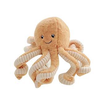 Cute Blæksprutte udstoppede dyr Blæksprutte Plys Doll Play Legetøj til Kids Girls Boys Voksne
