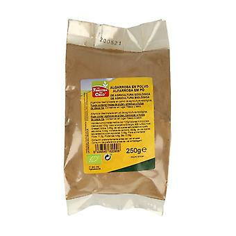 Carob Powder 250 g of powder