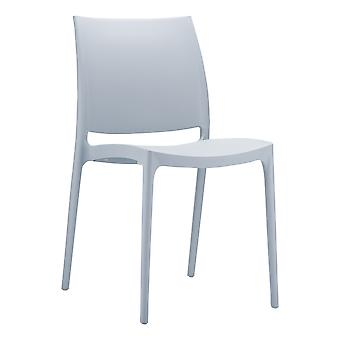 Spek Side Chair - Dark Grey