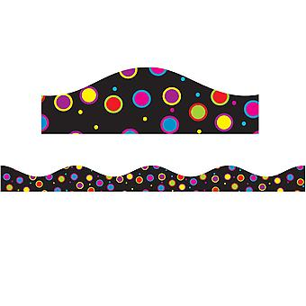 Bordure magnétique, Points de couleur, 12'