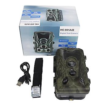 Hunting Trail Wildlife With Night Vision Motion Activated Outdoor Trail Camera