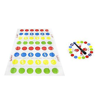 Funny Sized Classic Multi-player Board Game  (as Shown)