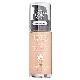 Revlon Colorstay Foundation Normale / Trockene Haut 240 30 ml