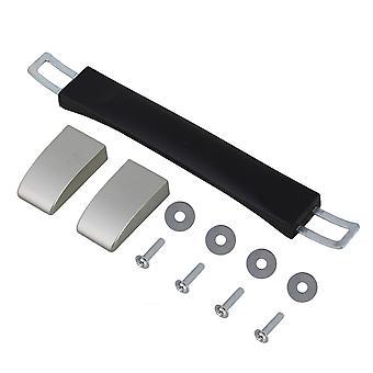 Koffer Bagage Flexibel Plastic 15.5cm Reserve riem B007 Handvat Grip