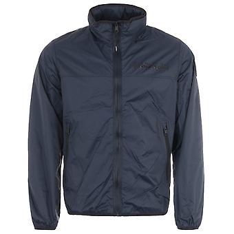 Napapijri Arino Packable Short Jacket - Blue Marine