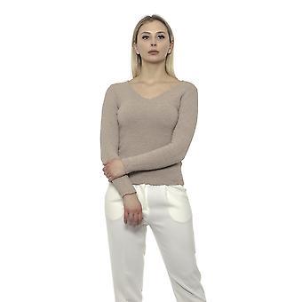 Alpha Studio Beige Sweater - AL1375154