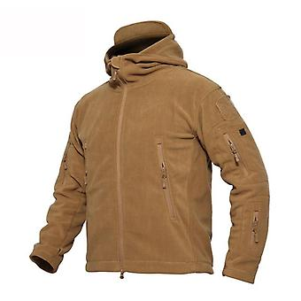 Tactical Jacket, Outdoor Hiking, Camping, Hunting, Hoodie, Coat, Breathable,