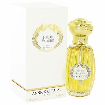 Heure exquise eau de parfum spray by annick goutal 465552 100 ml eau de parfum spray