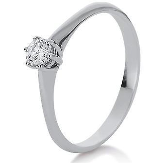לונה יצירה Promessa סוליטיירינג 1A080W455-1 - רוחב טבעת: 55